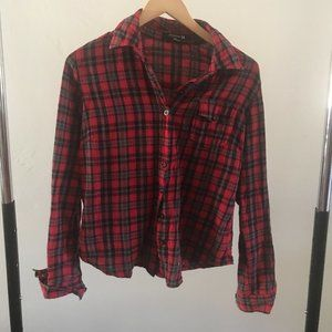 Forever 21 Red Flannel